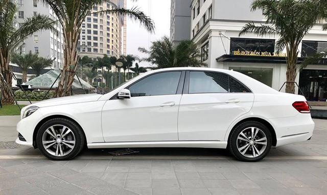 Mercedes-Benz E250 sau 3 năm sử dụng có giá ngang BMW 3-Series - Ảnh 3.