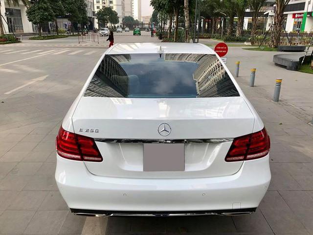 Mercedes-Benz E250 sau 3 năm sử dụng có giá ngang BMW 3-Series - Ảnh 5.