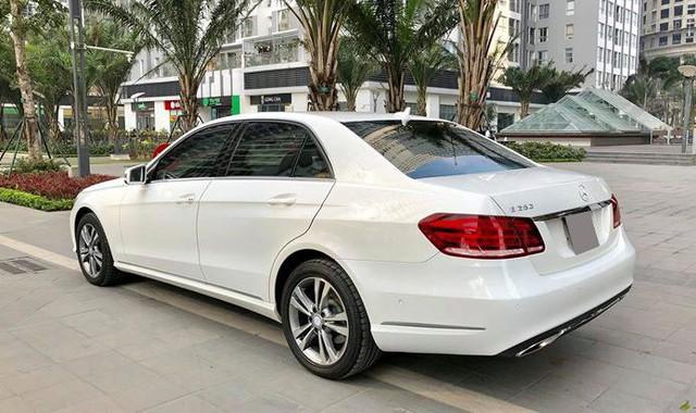 Mercedes-Benz E250 sau 3 năm sử dụng có giá ngang BMW 3-Series - Ảnh 4.