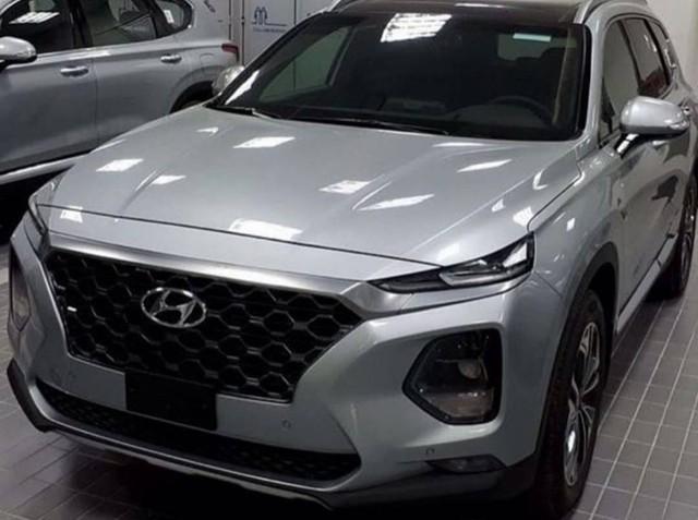 Hình ảnh thực tế và thông tin chi tiết đầu tiên về Hyundai Santa Fe 2019 - Ảnh 8.