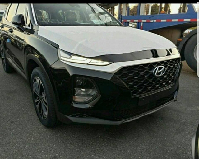 Hình ảnh thực tế và thông tin chi tiết đầu tiên về Hyundai Santa Fe 2019 - Ảnh 6.