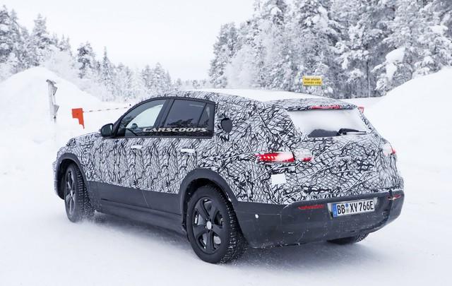 SUV chạy điện Mercedes-Benz EQ C được chốt lịch ra mắt - Ảnh 1.