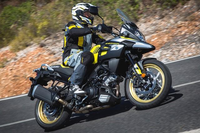 Cạnh tranh Ducati Multistrada 950, Suzuki V-Strom 1000 ABS chính hãng chốt giá 419 triệu đồng - Ảnh 4.