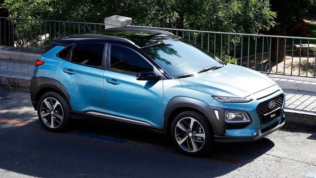 Hyundai Kona sắp về Việt Nam, cạnh tranh Ford EcoSport - Ảnh 4.