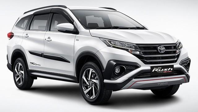Toyota Rush 2018 chốt giá rẻ bất ngờ - Ảnh 6.