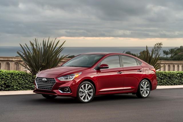 Hyundai Accent và Santa Fe thế hệ mới ra mắt Việt Nam trong năm nay - Ảnh 1.
