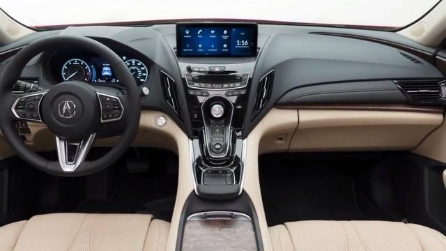 Acura RDX thế hệ mới - đối thủ Mercedes-Benz GLC lộ diện trước giờ G - Ảnh 5.