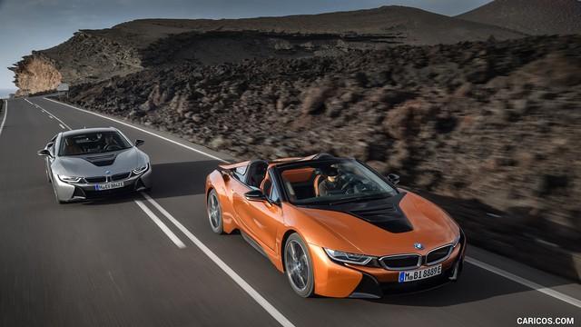 BMW i8 sắp bị khai tử - Ảnh 3.
