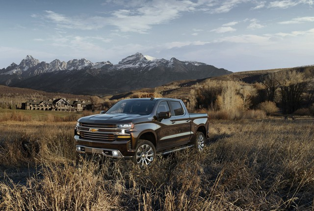 Chính thức ra mắt Chevrolet Silverado 2019 - Nguời anh cả của Colorado - Ảnh 2.