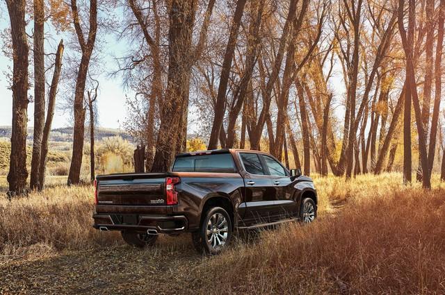 Chính thức ra mắt Chevrolet Silverado 2019 - Nguời anh cả của Colorado - Ảnh 5.