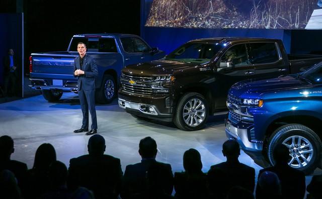 Chính thức ra mắt Chevrolet Silverado 2019 - Nguời anh cả của Colorado - Ảnh 1.
