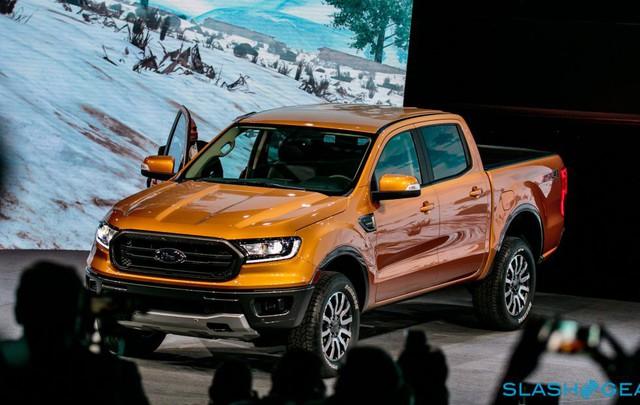 Cận cảnh chiếc Ford Ranger 2019 động cơ EcoBoost tại Detroit - Ảnh 2.