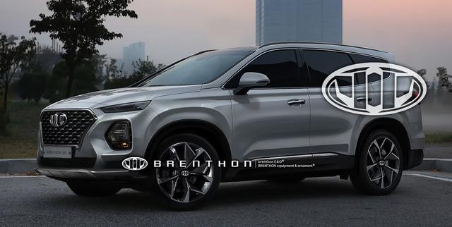 Hyundai Accent và Santa Fe thế hệ mới ra mắt Việt Nam trong năm nay - Ảnh 2.