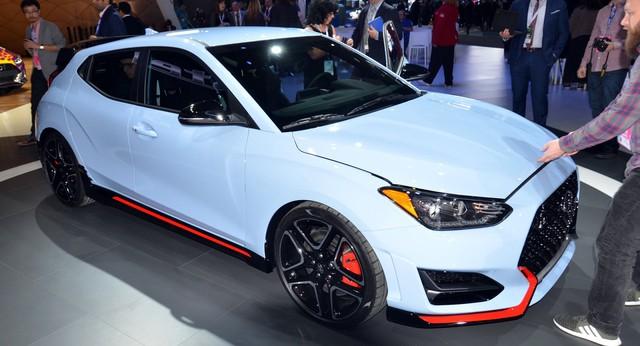 Hyundai Veloster N 2019: Chữ N thứ 2 - Ảnh 7.