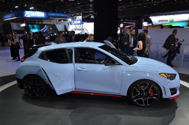 Hyundai Veloster N 2019: Chữ N thứ 2 - Ảnh 5.