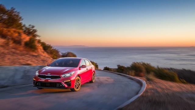 Kia Forte 2019 rộng rãi hơn và tiết kiệm nhiên liệu hơn trước - Ảnh 6.
