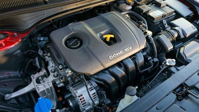 Kia Forte 2019 rộng rãi hơn và tiết kiệm nhiên liệu hơn trước - Ảnh 11.