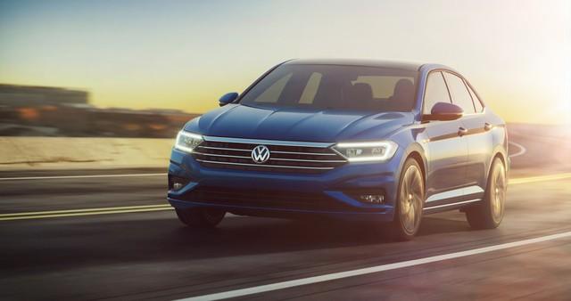Volkswagen Jetta 2019 - canh bạc sau bê bối gian lận khí thải - Ảnh 1.