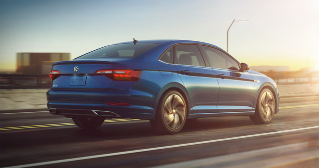 Volkswagen Jetta 2019 - canh bạc sau bê bối gian lận khí thải - Ảnh 2.