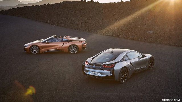 BMW i8 sắp bị khai tử - Ảnh 4.
