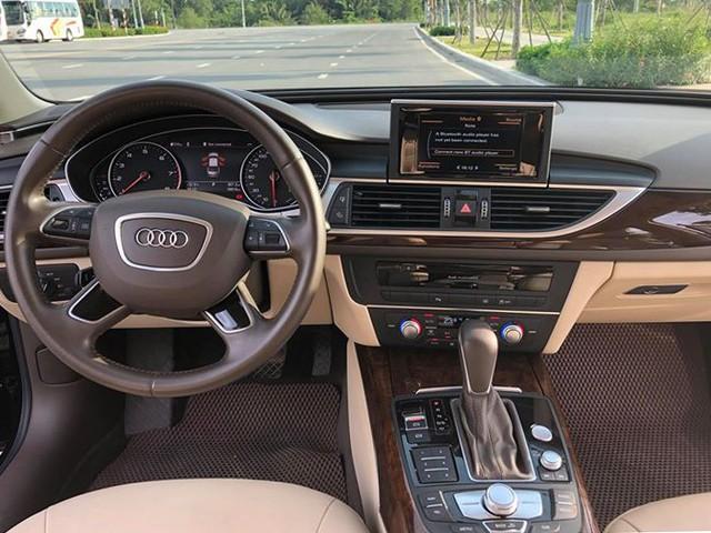 Lăn bánh hơn 16.000km, Audi A6 2016 được rao bán lại giá 1,83 tỷ đồng - Ảnh 6.