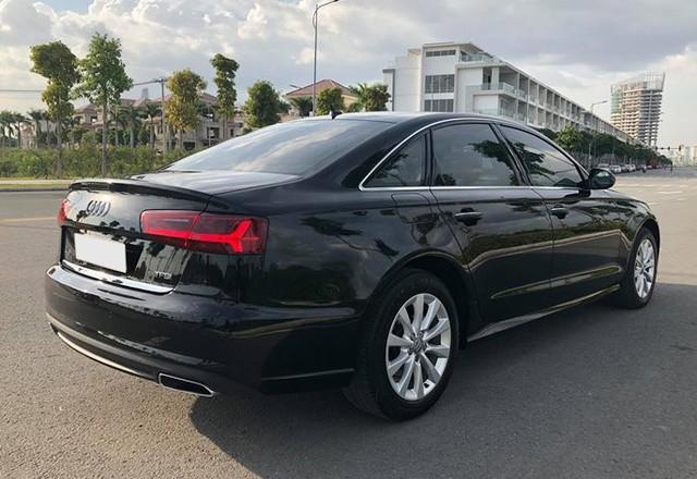 Lăn bánh hơn 16.000km, Audi A6 2016 được rao bán lại giá 1,83 tỷ đồng - Ảnh 5.