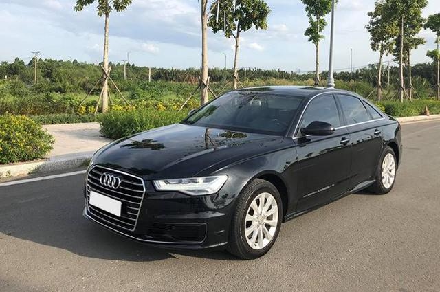Lăn bánh hơn 16.000km, Audi A6 2016 được rao bán lại giá 1,83 tỷ đồng - Ảnh 1.