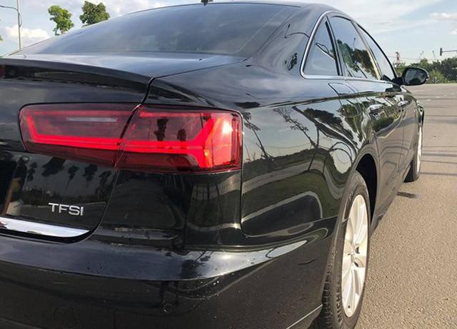 Lăn bánh hơn 16.000km, Audi A6 2016 được rao bán lại giá 1,83 tỷ đồng - Ảnh 4.