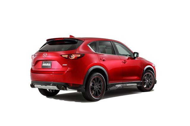 Mazda CX-5 độ bodykit sang chảnh hơn - Ảnh 3.