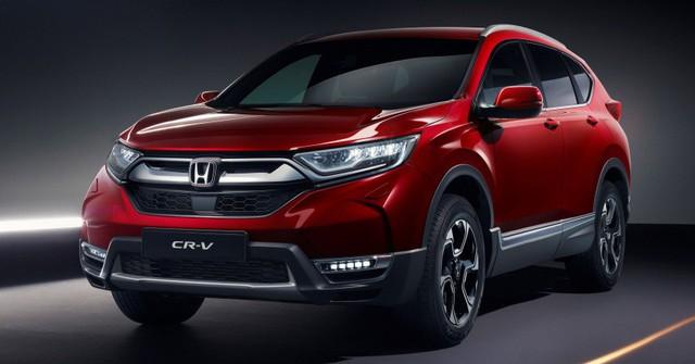 Honda CR-V chạy điện sắp ra mắt tại châu Âu - Ảnh 1.