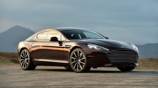Aston Martin sẽ bán những mẫu xe nào tại Việt Nam? - Ảnh 1.