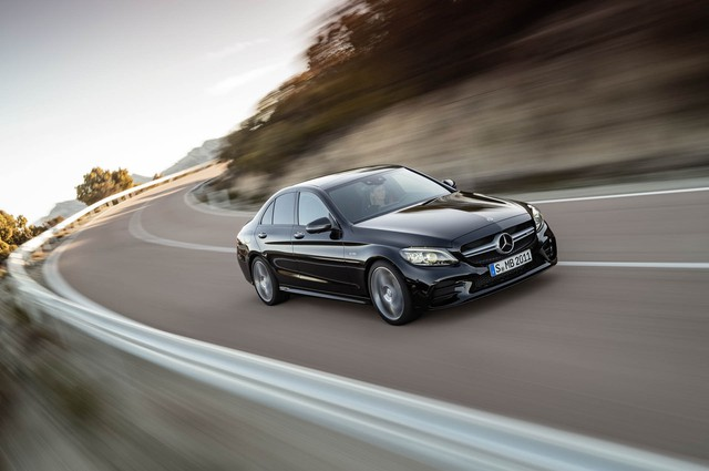 Ra mắt Mercedes-Benz C-Class 2019 hiện đại như S-Class  - Ảnh 1.