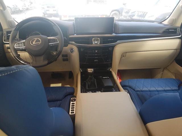 Lexus LX570 Super Sport bản limousine 4 chỗ chào hàng đại gia Việt - Ảnh 5.