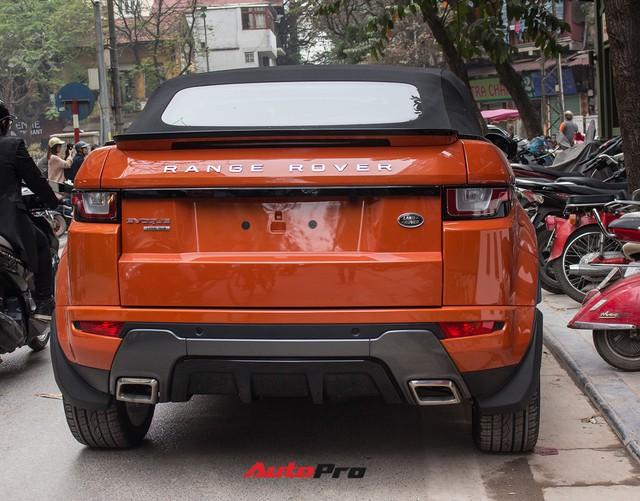 Range Rover Evoque mui trần biển 56789 của đại gia DakLak - Ảnh 5.