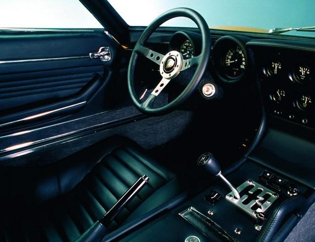 15 mẫu xe có vô lăng quyến rũ nhất mọi thời đại - Ảnh 9.