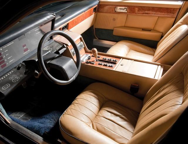 15 mẫu xe có vô lăng quyến rũ nhất mọi thời đại - Ảnh 15.
