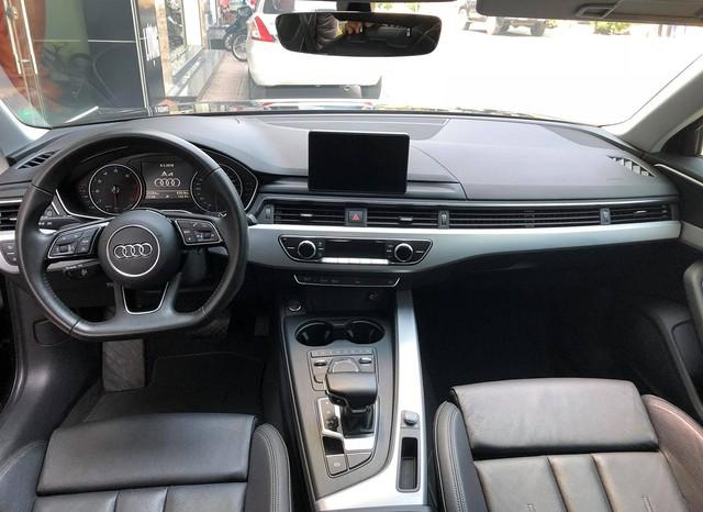 Audi A4 cũ rao bán ngang giá Mẹc C mới - Ảnh 5.