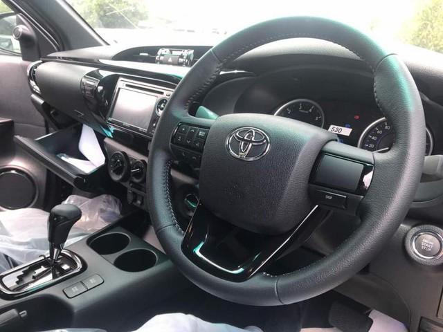 Toyota Hilux giống Tacoma tiếp tục ra mắt Đông Nam Á - Ảnh 3.