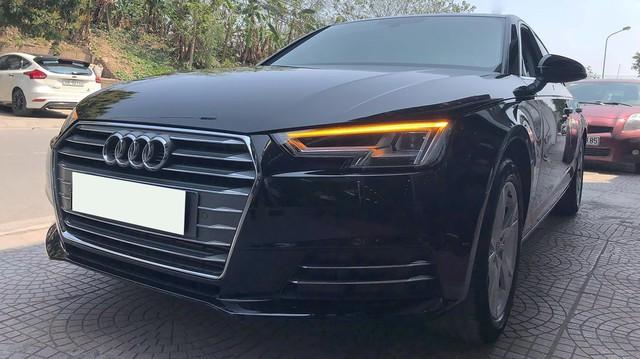 """Audi A4 cũ rao bán ngang giá """"Mẹc C"""" mới"""