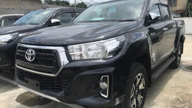 Toyota Hilux giống Tacoma tiếp tục ra mắt Đông Nam Á
