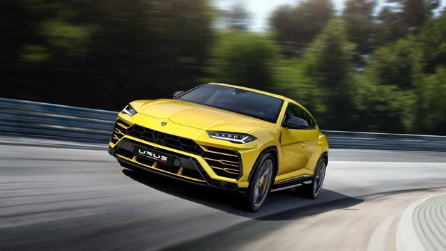 Sắp về Việt Nam, Lamborghini Urus bán chạy ngoài mong đợi