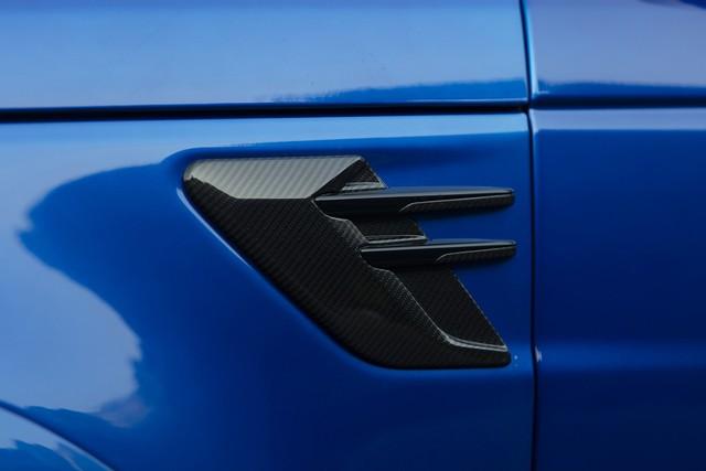 Range Rover Sport SVR 2018 vượt mặt Ferrari 458 Italia xác lập kỉ lục mới tại Thiên Môn - Ảnh 6.