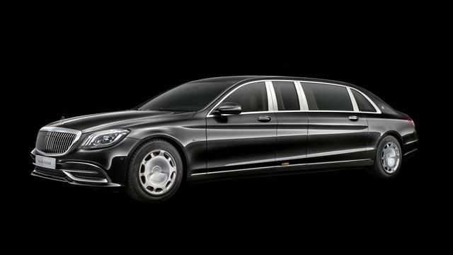 Sắp ra mắt Mercedes-Maybach Pullman 2019 - limo cho giới thượng lưu - Ảnh 3.
