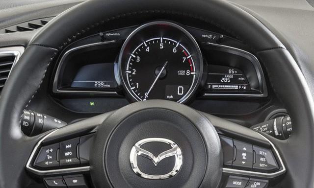 Lộ màn hình kỹ thuật số thay đồng hồ cơ trên xe Mazda thế hệ mới - Ảnh 3.
