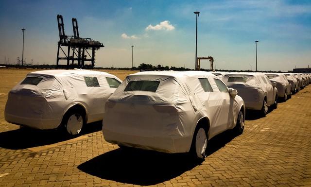 SUV 7 chỗ Volkswagen tham vọng cạnh tranh Mercedes-Benz GLC đã về Việt Nam - Ảnh 2.