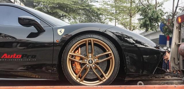 Đại gia Hà Nội tậu Ferrari 488 GTB màu đen độc nhất Việt Nam - Ảnh 11.