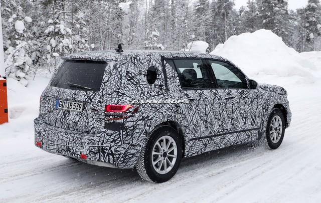Mercedes-Benz chuẩn bị có SUV 7 chỗ cỡ nhỏ mới - Ảnh 2.