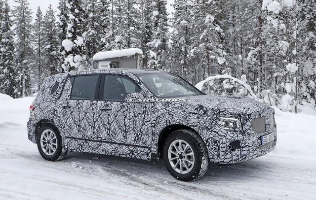 Mercedes-Benz chuẩn bị có SUV 7 chỗ cỡ nhỏ mới - Ảnh 1.