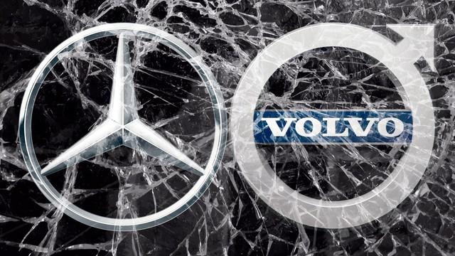 """Geely """"thỏa mãn"""" với Daimler, ngưng thâu tóm cổ phần"""
