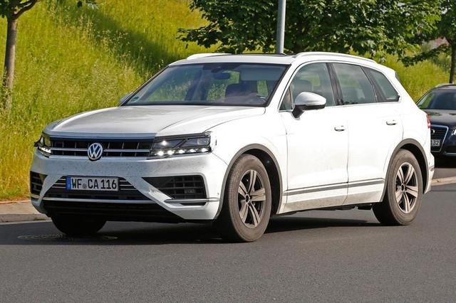 Touareg 2018 - Tham vọng lên đời của Volkswagen - Ảnh 3.
